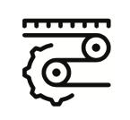 Picto structures de convoyeurs